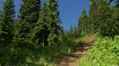 Mountain Bike 15 Stock Footage