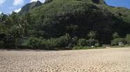 Hawaii ,kauai, volcano Stock Footage