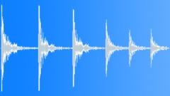 Stock Sound Effects of Metal hit LOOP