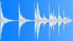 metal drum loop - sound effect