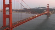 Golden Gate Stock Footage
