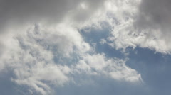 Cascading Clouds 2 1080p - stock footage