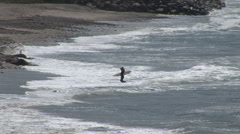 Surfer (3) Stock Footage