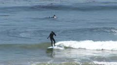 Surfer (4) Stock Footage