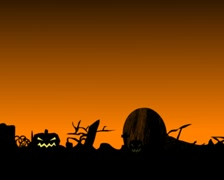HALLOWEEN SD 016 - stock footage
