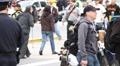 SF Giants Police HD Footage