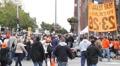 San Francisco Giants Huge Crowd Footage