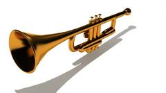 T300 trumpetti käännekohta silmukka silmukoiden soittimien Arkistovideo
