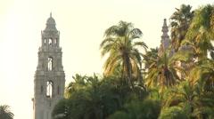 San Diego USA Balboa Park Museum of Man 214 1457 01 Stock Footage