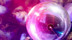 Kangas glitterball Arkistovideo
