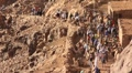 Pilgrims. Moses Mountain. Sinai Peninsula. Egypt HD Footage
