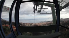 Cable Car 2546 Stock Footage