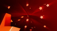 Stars background Stock Footage