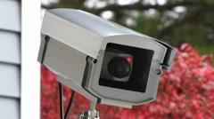 Security Camera 5 - stock footage