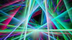 fractal background  - stock footage