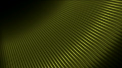 Abstract golden fiber optic,metal machine probe background,music rhythm.Design Stock Footage