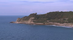 Pays Basque cote 2 Stock Footage