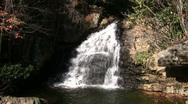Stock Video Footage of Hawk Waterfalls