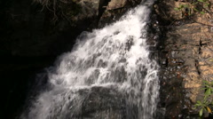 Hawk Waterfalls Stock Footage