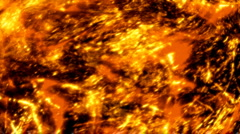fire ball Stock Footage