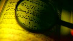 Koraani on linssin alla Arkistovideo