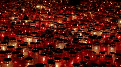 Candels Stock Footage
