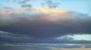 Stock Video Footage of Cloudy Sky
