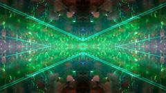 laser lazer music event disco club festival lights neon led - stock footage