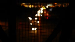 Albuquerque Lights - stock footage