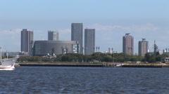 Odaiba - Tokyo Bay 5 - stock footage