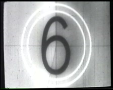 OLD COUNTDOWN Stock Footage