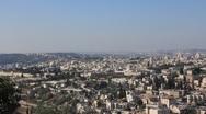 Jerusalem, Israel Stock Footage