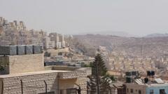 Stock Video Footage of Bethlehem. Israel