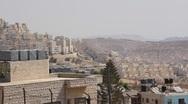 Bethlehem. Israel Stock Footage