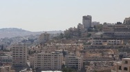 Stock Video Footage of Holy Land. Bethlehem. Israel