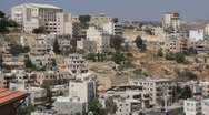 Holy Land. Bethlehem. Israel Stock Footage