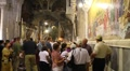 Church of the Holy Sepulchre in Jerusalem, Israel Footage