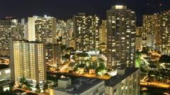 Waikiki - stock footage