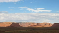 Valley of the Gods - stock footage