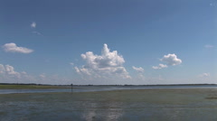 Lake Tohopekaliga, Florida Stock Footage