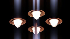 Lights 2in1 01 Stock Footage