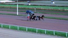 Horserace (5) Stock Footage