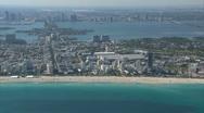 Miami beach 10 Stock Footage