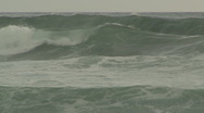 Stock Video Footage of high surfing waves in Costa Rica