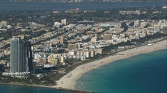 Stock Video Footage of Miami beach 10