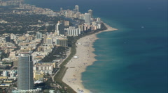 Miami beach 10 - stock footage