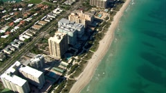 Miami beach 10 Stock Footage