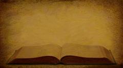 Isaiah 40;31 KLV Stock Footage