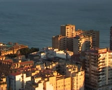 City torremolinos spain Stock Footage