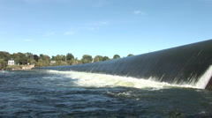 Water Fall Summer HD Stock Footage